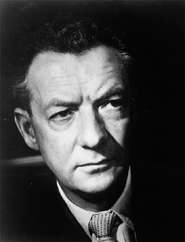 Benjamin Britten (22nd November 1913, Lowestoft  - 4th December 1976, Aldeburgh)