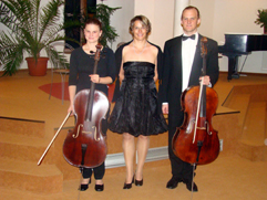 "http://www.Brikcius.com - Ing. Petra Venturova - Mayor of the City of Prague-Seberov, DUO BRIKCIUS, Anna Brikciusova: Czech Cellist & Frantisek Brikcius: Czech Cellist, Concert ""Duo Brikcius - 2 Cellos Tour"" (Praha - Seberov, 2008)"